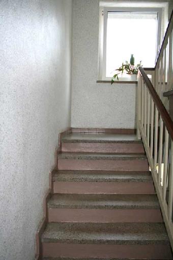Appartementen duitsland sch nberg trappenhuis - Decoratie van trappenhuis ...